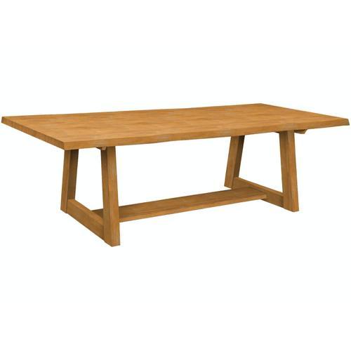 John Thomas Furniture - Live Edge Table Top & Base