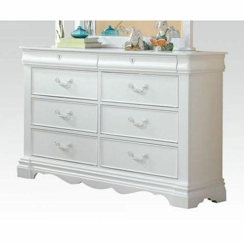 ACME Estrella Dresser - 30245 - White