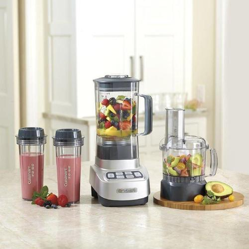View Product - VELOCITY Ultra Trio 1 HP Blender/Food Processor with Travel Cups