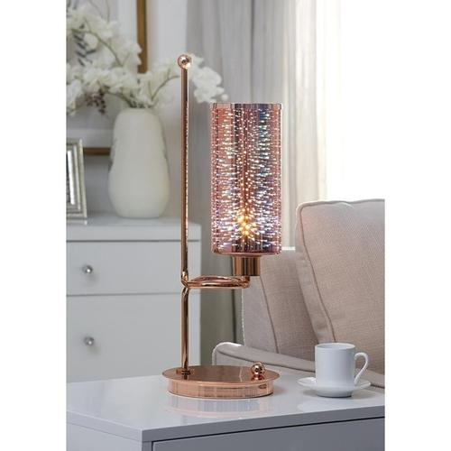 ROSE GOLD TABLE LAMP