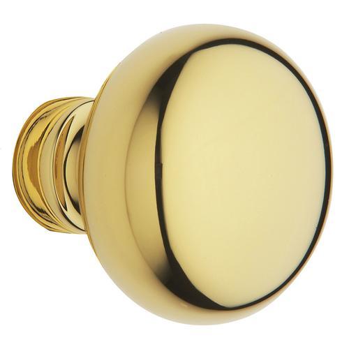 Baldwin - Non-Lacquered Brass 5030 Estate Knob