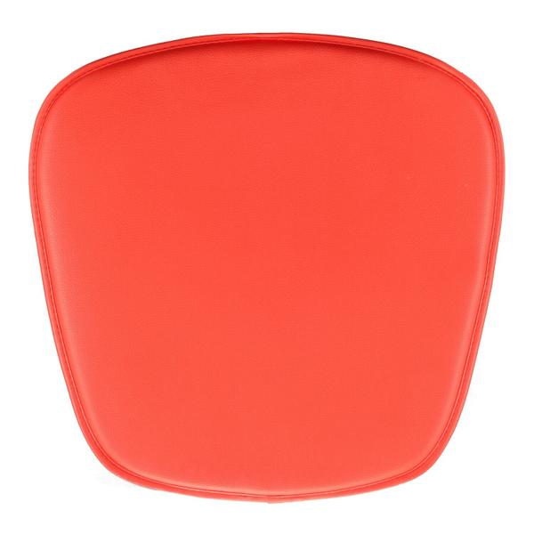 See Details - Wire Mesh Cushion Red