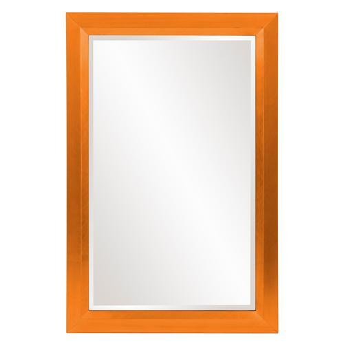 Howard Elliott - Avery Mirror - Glossy Orange