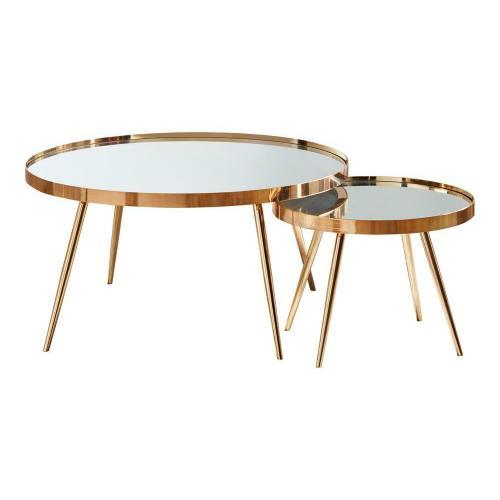 Coaster - 2 PC Nesting Coffee Table