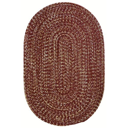 Team Spirit Maroon Gold Braided Rugs