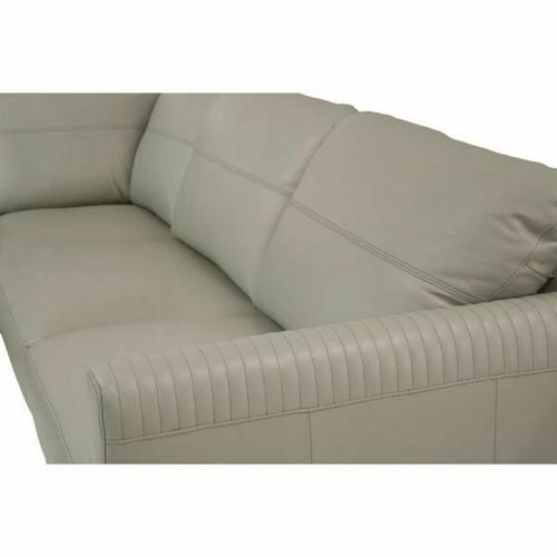 ACME Tampa Sectional Sofa - 54995 - Airy Green Leather