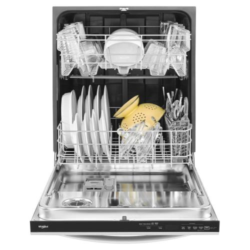 Whirlpool - Dishwasher with Fan Dry