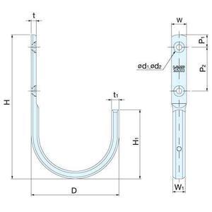 Large Utility Hook