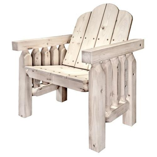 Montana Woodworks - Homestead Collection Deck Chair