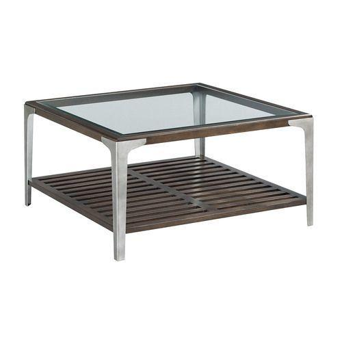 Tranquil Square Cocktail Table