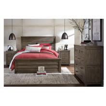 Bunkhouse Panel Bed, Queen