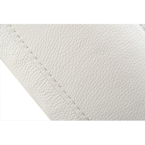 VIG Furniture - Estro Salotti Wish - Modern White Leather Right Facing Sectional Sofa