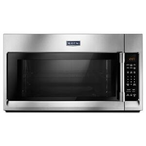 Over-The-Range Microwave With Interior Cooking Rack - 2.0 Cu. Ft. Fingerprint Resistant Stainless Steel -