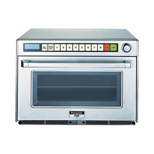 Panasonic - 3200 Watt Commercial Microwave Oven with Sonic Steamer NE-3280