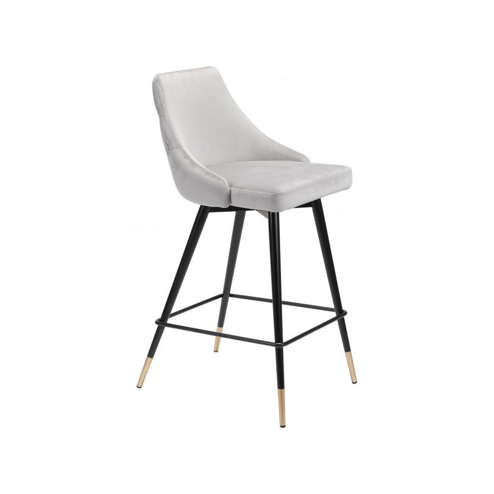 Piccolo Counter Chair Gray