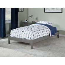 View Product - Concord Twin Bed in Atlantic Grey