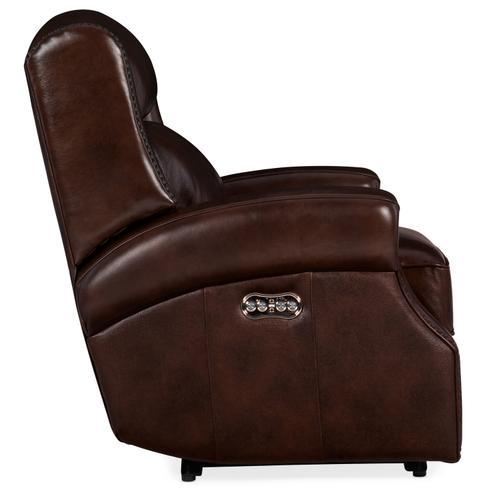 Hooker Furniture - Carlisle Power Recliner w/ Power Headrest