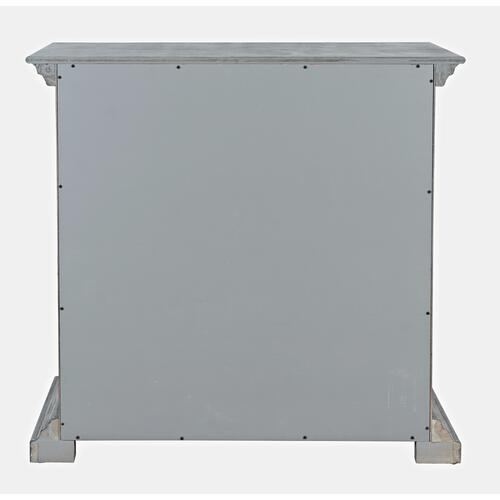 Carrington Accent Cabinet - Grey