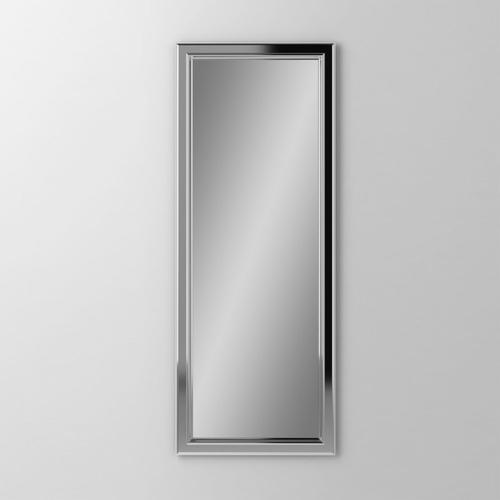 """Main Line 15-1/8"""" X 39-7/8"""" X 1-5/8"""" Bryn Mawr Framed Mirror In Chrome"""