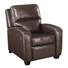 Yukon Espresso Brown Push-Back Recliner