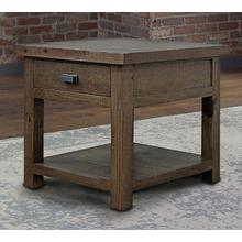 See Details - LAPAZ End Table