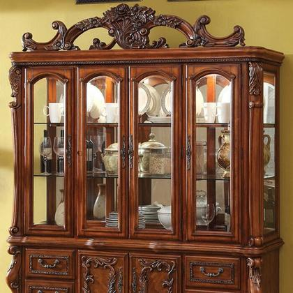 See Details - Medieve Hutch Buffet