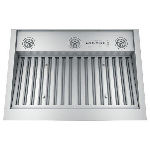 """GE Appliances - 30"""" Smart Designer Custom Insert w/ Dimmable LED Lighting"""
