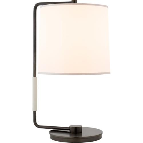 Barbara Barry Swing 22 inch 75 watt Bronze Table Lamp Portable Light