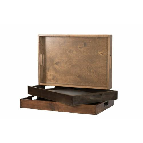 See Details - Wood Serving Tray