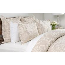 Lido Jacquard Natural 3Pc Queen Set