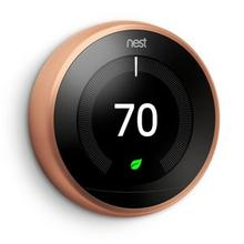 NEST THERMOSTAT GEN3 COPPER