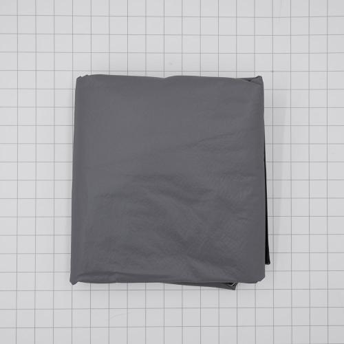 Whirlpool - Top Load Washer/Dryer Cover, Gray