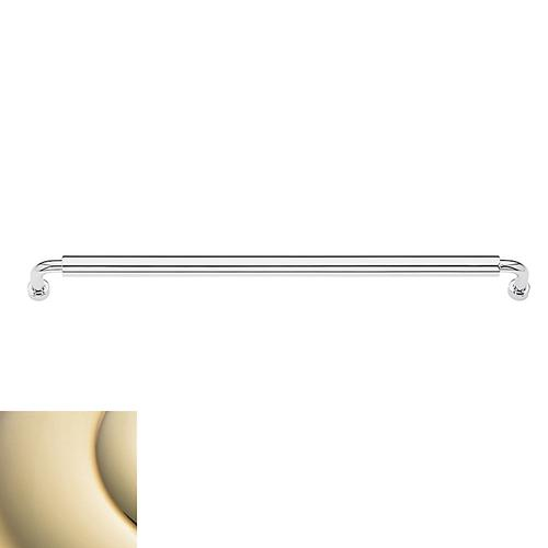Lifetime Polished Brass Hollywood Hills Appliance Pull