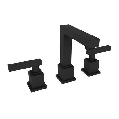 Newport Brass - Flat Black Widespread Lavatory Faucet