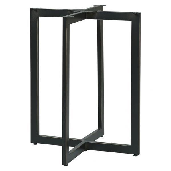 See Details - Metal Wedge Bistro Height Base