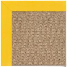 "Creative Concepts-Raffia Canvas Sunflower Yellow - Rectangle - 24"" x 36"""