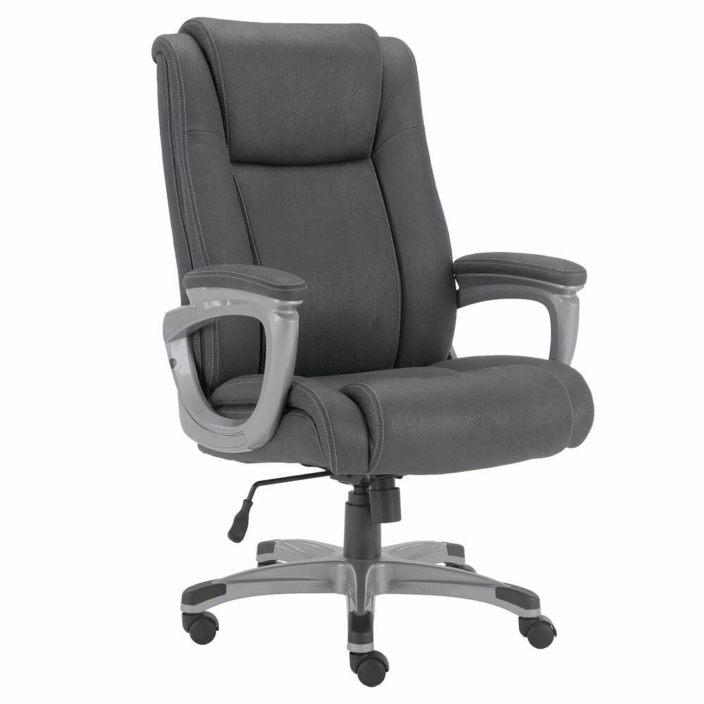 See Details - DC#314HD-CHA - DESK CHAIR Fabric Heavy Duty Desk Chair - 400 lb.
