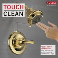 See Details - Polished Brass Monitor ® 13 Series Shower Trim