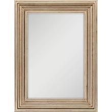 See Details - Antique Silver Mirror