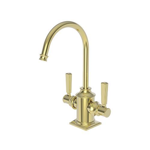 Newport Brass - Forever Brass - PVD Hot & Cold Water Dispenser