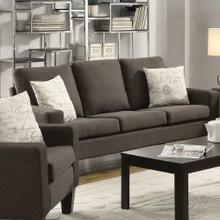 CLEARANCE Bachman Transitional Grey Sofa
