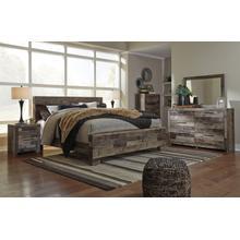 Derekson 4 Pc. King Bedroom Set Multi