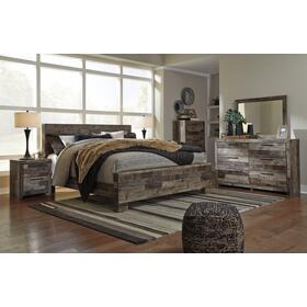 Derekson 4 Pc. King Bedroom Set Multi