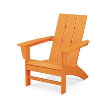 Product Image - Modern Adirondack Chair in Tangerine