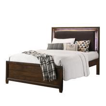 See Details - Upholstered bed