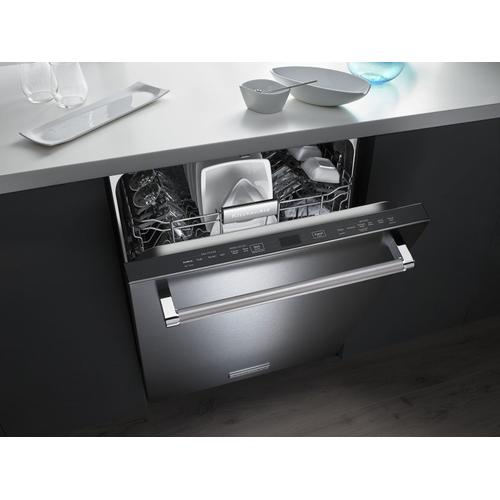 44 dBA Dishwasher with Clean Water Wash System Stainless Steel