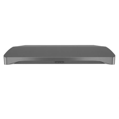 Broan - Broan® Elite 30-Inch Convertible Under-Cabinet Range Hood, Black Stainless Steel
