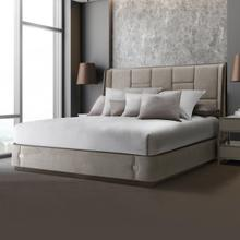 See Details - Cal King Multi-panel Bed (3 Pc)
