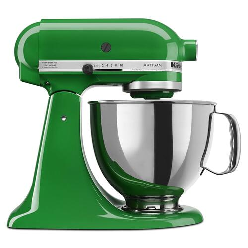 Artisan® Series 5 Quart Tilt-Head Stand Mixer Canopy Green