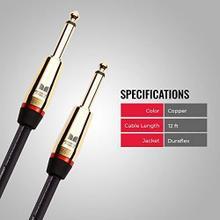 See Details - Monster Prolink Rock Instrument Cable - 12 ft - St